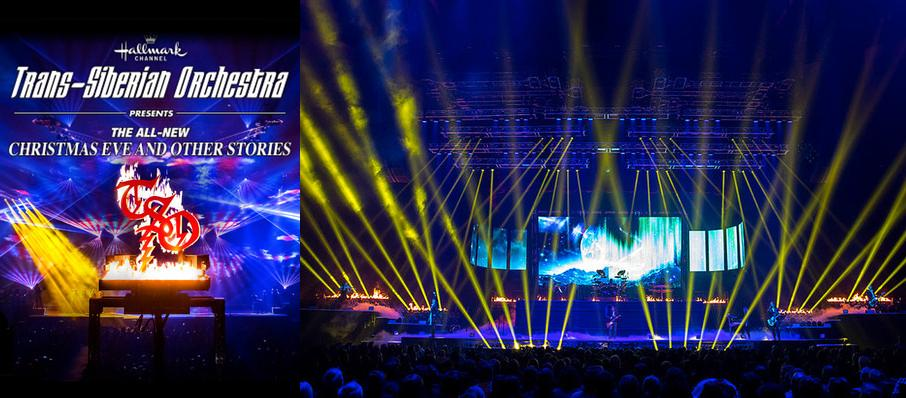 Trans-Siberian Orchestra at Don Haskins Center