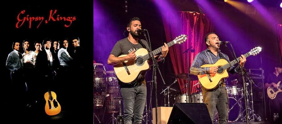 Gipsy Kings at Plaza Theatre