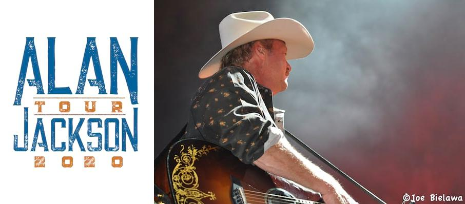 Alan Jackson at Don Haskins Center