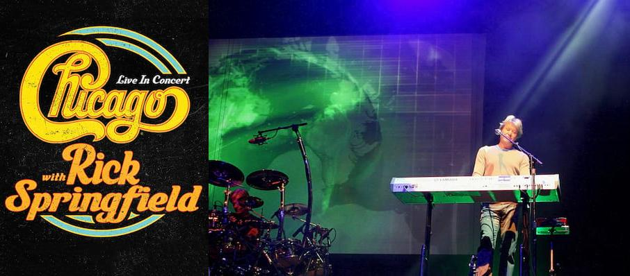 Chicago - The Band at Plaza Theatre