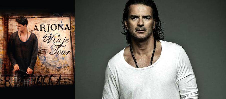 Ricardo Arjona at El Paso County Coliseum