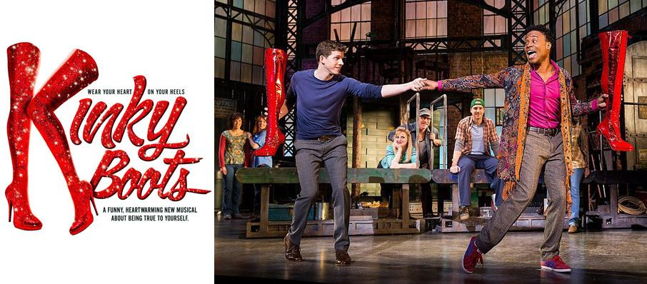 Kinky Boots at Plaza Theatre