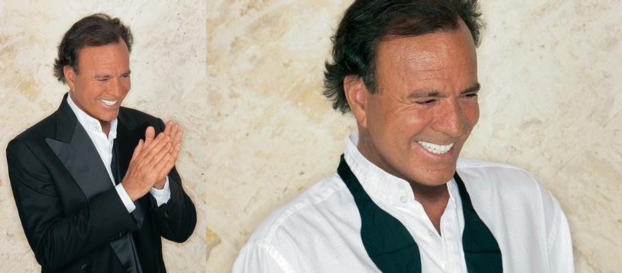 Julio Iglesias at Plaza Theatre