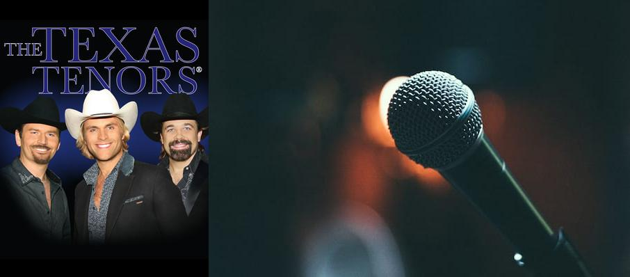 The Texas Tenors at Plaza Theatre