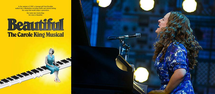 Beautiful: The Carole King Musical at Plaza Theatre