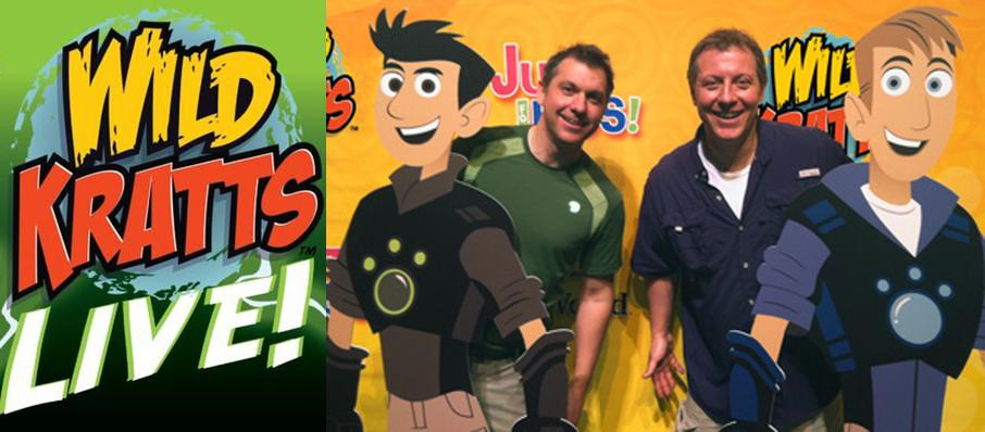 Wild Kratts - Live at Plaza Theatre