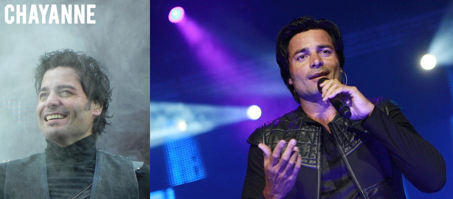 Chayanne at El Paso County Coliseum