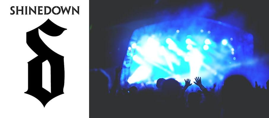 Shinedown at Plaza Theatre