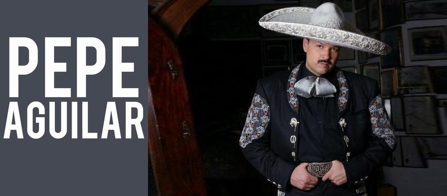Pepe Aguilar at Don Haskins Center