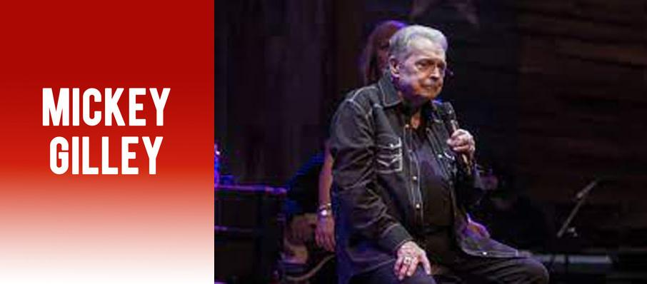 Mickey Gilley at Abraham Chavez Theatre