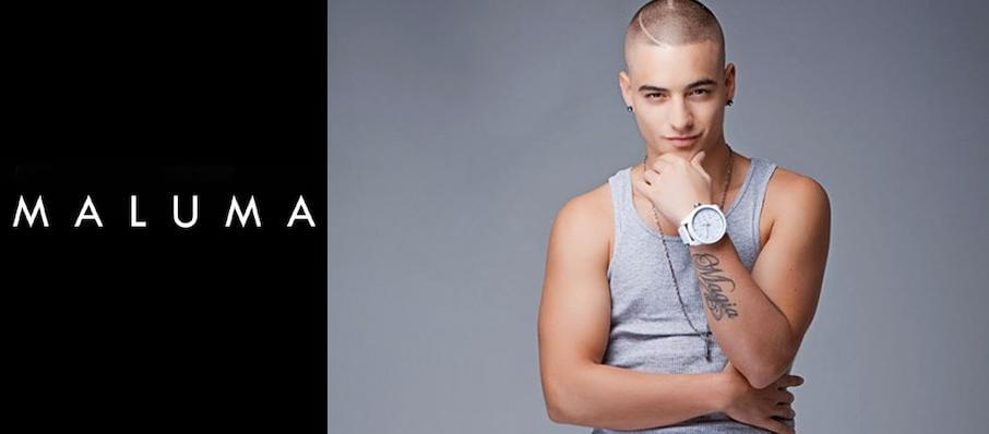 Maluma at Don Haskins Center