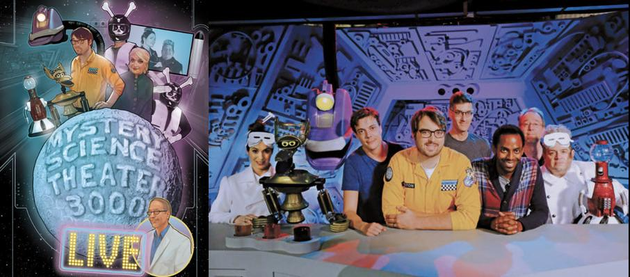 Mystery Science Theater 3000 Live at Plaza Theatre