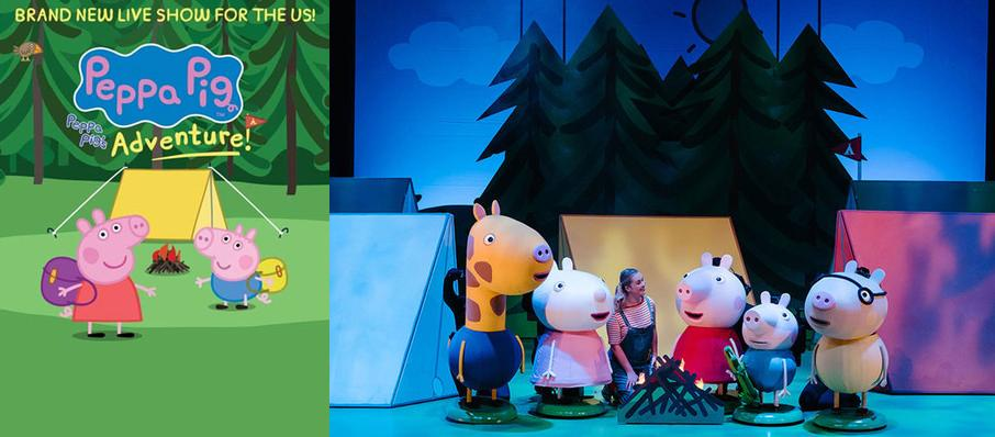 Peppa Pig Live at Abraham Chavez Theatre