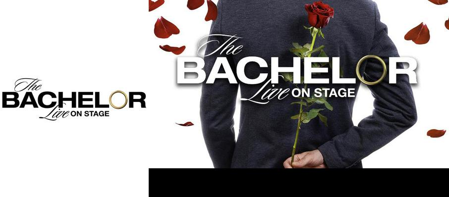 The Bachelor Live On Stage at Abraham Chavez Theatre
