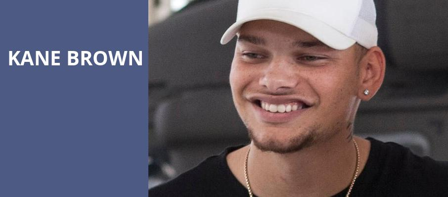 Kane Brown, Don Haskins Center, El Paso