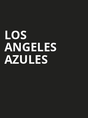 Los Angeles Azules Poster