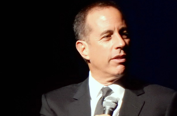 Don't miss Jerry Seinfeld, strictly limited run